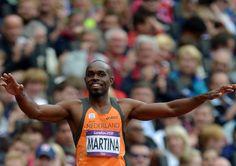 Martina wint en Schippers wordt tweede op de 150 meter tijdens Great City Games (Video)
