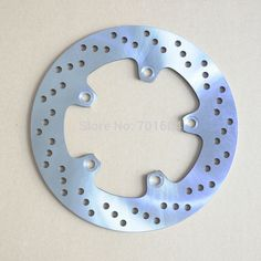 47.87$  Buy here - http://aihda.worlditems.win/all/product.php?id=32745817487 - Motorcycle New One Piece Rear Brake Rotor Disc For Suzuki AN650 2004 2005 2006 2007 2008 2009 2010 2011 2012 [PA404]
