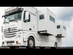 Top 5 Luxury Motorhomes 2017/ 2018 That will Surprise You