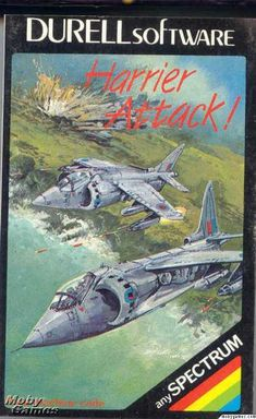 Harrier Attack one of the first I bought.