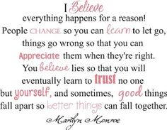 Marilyn monroe quotes and sayings pictures 3 Cute Quotes, Great Quotes, Quotes To Live By, Funny Quotes, Inspirational Quotes, Awesome Quotes, Motivational Quotes, Change Quotes, Trust No One Quotes