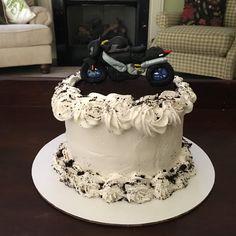 Custom Motorcycle cake