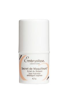 This eye cream is a makeup-artist favorite for a reason: It hides dark circles and tones down puffiness better than any concealer. Cush suggests keeping it in the fridge for a cooling effect.
