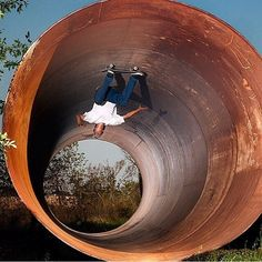 #Tube is always a good option to shoot some rad pictures. #skateboarding #skatelife #spot