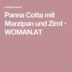 Panna Cotta mit Marzipan und Zimt • WOMAN.AT