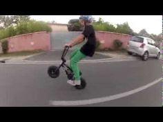 Rocker bmx en vidéo