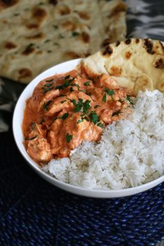 Indian Butter Chicken from Cooking With Cocktail Rings on Insta