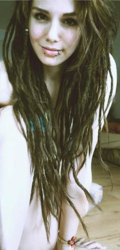 Dreads...there will always be a place in my heart that wishes I'd gotten dreads at some point in my life.