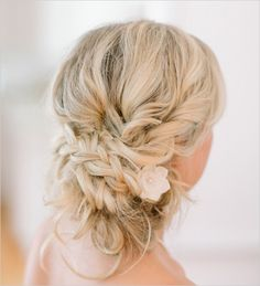 Top 25 Braided Wedding Hair Ideas!