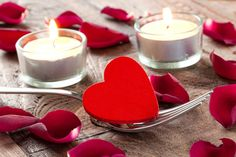 Recipes For A Skinny Valentine - This one pin is all you need to create a romantic day!