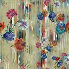 Nature Sketch, Fabulous Fabrics, Silk Fabric, Geo, Kurti, Printing On Fabric, Print Patterns, Digital Prints, Seasons