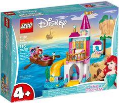 LEGO-Minifigures Disney x 1 SHELL et GEM pour Ariel de LEGO Disney Pièces
