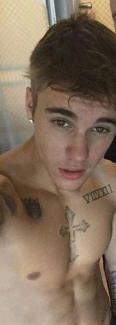 Justin Bieber's Selfie