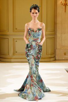 Yulia Yanina | Haute Couture | Spring 2014.
