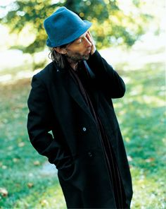 Thom Yorke of Radiohead/Atoms For Peace