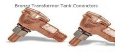 Bronze Transformer Tank grounding Connectors #BronzeTransformer #TankgroundingConnectors The ground connectors feature a ½ to 13 stud thread size that fits all standard EEI-NRMA distribution transformers. The ground connectors can be used in both vertically and horizontally directed cable applications. Available conductor range: 2/0 Str. to 8 Sol. and 1 Str. to 10 Sol. Tin-plated connectors are available.