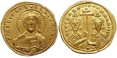 Ancient Coins - Constantine VII Porphyrogenitus
