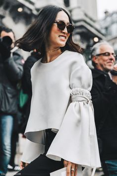 "thetrendytale: ""style-light: ""Nicole Warne "" MORE FASHION AND STREET STYLE"""