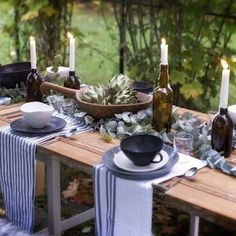 Nice tablescape