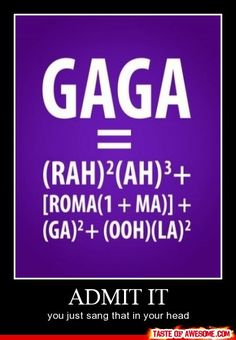 amazing: especially for the geek-inclined like myself :)      ...but totally admit you sang it to yourself while checking the math...