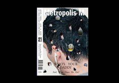 """inspirimgrafik: """"  Metropolis M no.2 April–May 2016 """""""