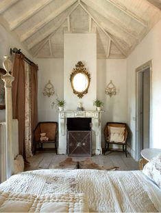 pretty bedroom ...
