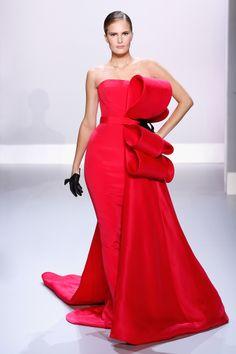 Ralph & Russo Haute Couture Spring 2014 #modafiesta #vestidosdefiesta
