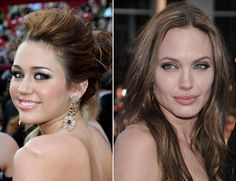 How Makeup Makes Women Look Older or Younger