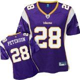 Reebok Minnesota Vikings Adrian Peterson Replica Jersey XX Large | NFL | Gerseys™
