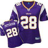 Reebok Minnesota Vikings Adrian Peterson Replica Jersey XX Large | NFL | Gerseys™