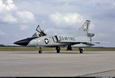 f106 | Photos: Convair F-106A Delta Dart (8) Aircraft Pictures | Airliners ...