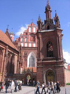 Vilnius, Lithuania - #gothic gem