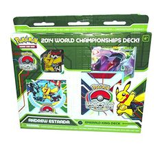 Sceek.com Best Drones 2015: 2014 Pokemon World Championship Deck - Andew Estrada