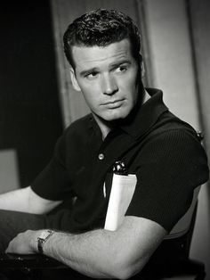 """James Garner - Another fabulous pinner posted: """"Seriously! :) They don't make men like this anymore"""" I agree."""
