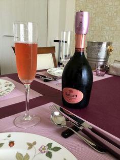 シャンパンはルイナール(Ruinart)
