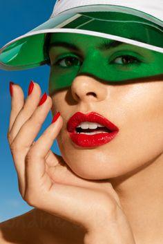 © Ondine Goldswain http://ondinegoldswain.com #beauty #fashion