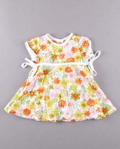 Vestido de flores (talla 3 meses) 5,80 euros http://www.quiquilo.es/bebe-nina/962-vestido-de-flores.html