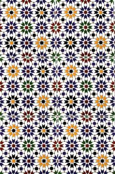 Casablanca tile, at a bargain price.