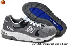 New Balance NB CM1700GA classic Grey White Blue For Men shoes Shoes Store