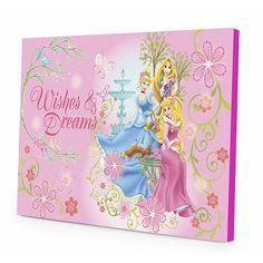 """Disney's Princess Wall Art - Idea Nuova - Toys """"R"""" Us"""