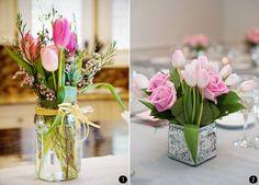 Decorar con tulipanes | Conkansei.com