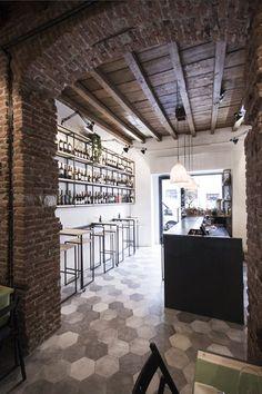 Muddica, Milan, 2016 - Studio DiDeA