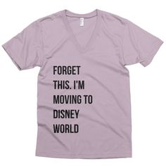 Use when adulting gets hard.Shirt // American Apparel 2456 Fine Jersey Short Sleeve V-NeckPrinting // Direct-to-garmentFulfillment // Printful (theprintful.com)