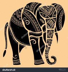 Elephant Stock Vectors & Vector Clip Art | Shutterstock