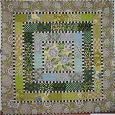 On the Windy Side: The Jeanie Quilt