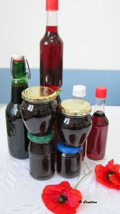 Flat Belly, Chutney, Panna Cotta, Food And Drink, Sweets, Canning, Drinks, Ethnic Recipes, Marmalade