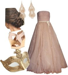 """""""Masquerade Ball"""" by glitterlips145 ❤ liked on Polyvore"""