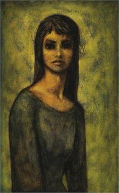 Portrait of a Lady - Louay Kayyali