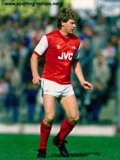 Tony Woodcock - Arsenal FC - League Appearances