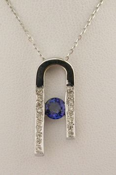 Sapphire and Diamond Ring @LarcJewelers